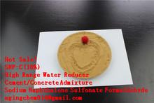 Construction Powder Sodium Sulphonate Formaldehyde Naphthalene Sulfonic Acid Water Reducer Petroleum Additives SNF-C(17.5%)