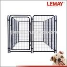 5x10x4ft fashion hot-sale black welded wire dog kennel gate