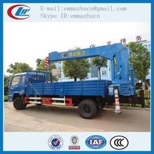 forland RHD unic truck mounted crane