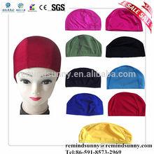 2014 Hot Sales Funny Nylon Swimming Caps