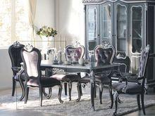 Divany móveis de madeira antiga cadeira da sala de jantar BA-2705-A