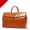 hot selling men leather satchel bags/ leather duffel bag /holdall bag men AC2864