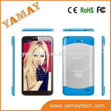 "6.98"" MTK Dual core Android 4.2 2G Aluminium case phone mini pad"
