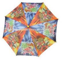 Design classical umbrella children transparency