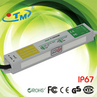 12 volt dc power supply for led, constant voltage waterproof 1.5 amp 20 watt