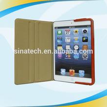 New fashionable folio for ipad mini stand case cover