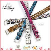 China Wholesale plain nylon dog collar leash