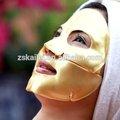 Nano de ouro máscara facial colágeno ácido hialurônico vitaminas anti- envelhecimento máscara de ouro