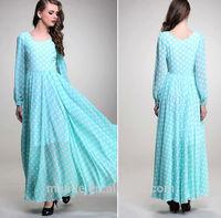 elegant muslimah dress long sleeve chiffon fashion beautiful malaysia muslimah dress cotton maxi long muslimah dress