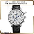 غير القابل للصدأ حالة الفولاذ الساعات اللوتس عارضة الصين مصنع تجار الجملة الصانع