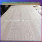 red oak/walnut/teak veneer 4mm decorative plywood