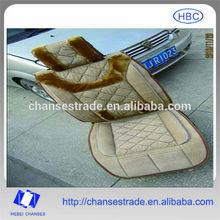 Popular cute velvet seat covers for girls