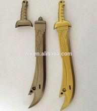 Promotionl mini Swords Shaped Pen