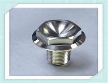 Titanium Front Spindle Bolt M14 1.5mm pitch