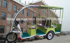 2014 Electric Tricycle/ Electric rickshaw made in China
