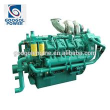 1200rpm 1000kW Googol QTA3240SM2 Diesel Engine for Marine