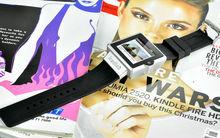 4 sim mobile phone 3g wrist watch smartphone