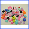 Wholesale many shapes/colors silicone beads necklace food grade BPA free FDA approved silicone beads material