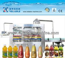 Fruit Juice Filling Machine/Hot Drinks Bottling Machine/Apple Juice Production