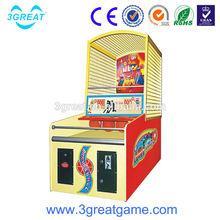kids NBA basketball sports ticket game machine