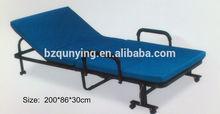 New fashionable iron metal frame folding sofa bed
