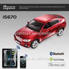 2014 cool brand car hot product Apps control Bluetooth BMW X6 red car X6 1 14 car