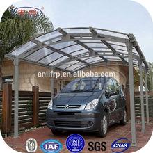 diy polycarbonate carport canopy with aluminium frame