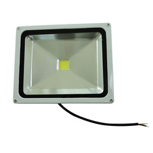Two COB LED flood light 100W with fashion design