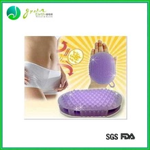 2014new style popular silicone fat burn body massager