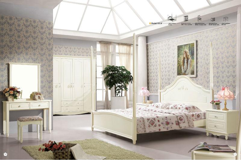 2014 pure white adult bedroom furniture bedroom sets is