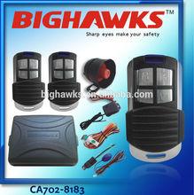 blazer car alarm CA702-8183 car alarm system electric shock alarm