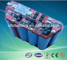 18.650 ricaricabile batteria al litio cilindrica 11.1v li ion batteria 6600mah per il vuoto robot pulitore. Utensili elettrici