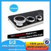 digital optics wide angle lens, camera lens for canon, lens cover 3in 1 lens kit