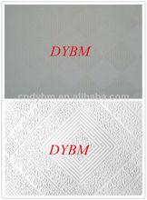 High Quality /Low Price pvc gypsum ceiling board