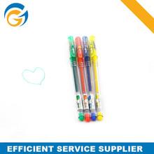 Highlight Pen Glitter Fluorescent Gel Pen
