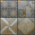 600x600mm granit und holz gemischt Muster mit neuesten Inkjet-Technologie von rustikalen bodenfliesen