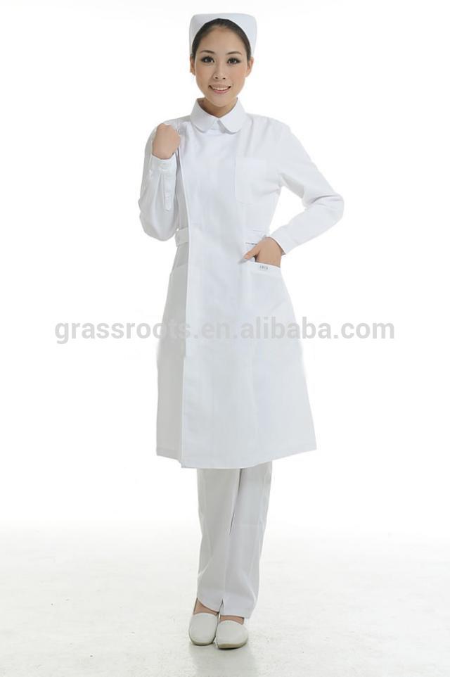 White Uniform Designs For Nurses Design Nurse White Scrub Suit
