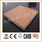 qingdao furniture melamine mdf board for decorative wall