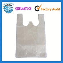hdpe plastic bags on roll for fruit packaging