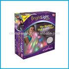 Colorful Shining LED Light Bright Light Blanket