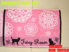 100 cotton super yarn dyed terry soft bath mat towel