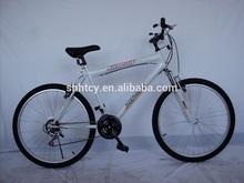 "steel popular white 26"" mountain bike (SH-MTB155)"