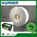 Uv certificado adhesivo fuerte material de las etiquetas engomadas para la batería de almacenamiento