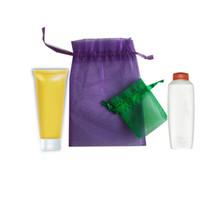 small net gift cosmetic bags beautiful christmas organza bag
