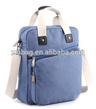 cutom made canvas shoulder bag sling bag for women