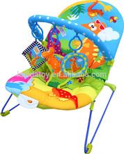 Indoor Vibrating Baby Bouncer Crib Swing BR00002-1