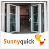 glass pvc/upvc casement window for villa house,apartment,building/China manufacturer/supplier