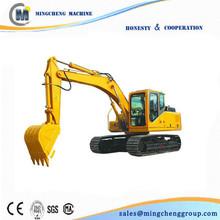Supply excavator manuals