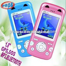 Q9 GSM Children phone gps locator,mini gps tracker phone mobile
