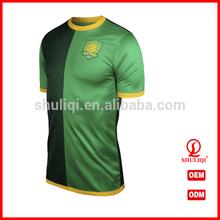 100 polyester fabric for sportwear footabll jersey models,high grade original